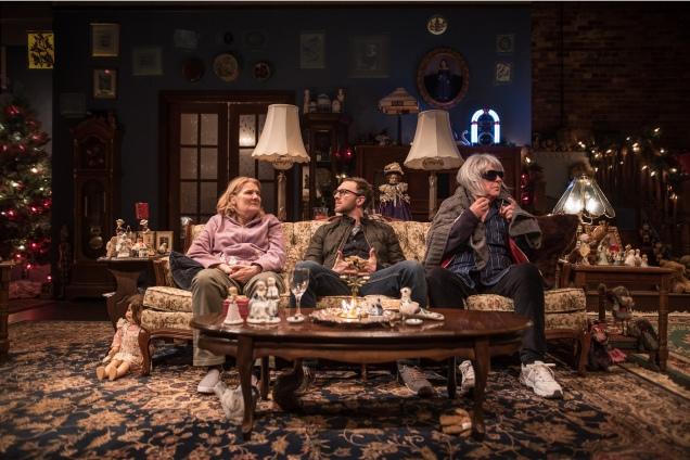 Nancy Beatty, Phil Riccio, Nora McLellan