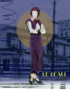 As You Le Beau Femme